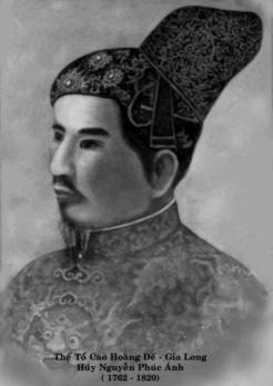 Nguyễn Ánh là người trên thực tế đã thống nhất đất nước chứ không phải Nguyễn Huệ