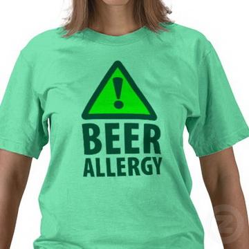 """Cần tìm cho ra thứ nào trong bia gây ra dị ứng, nói cách khác, phải tìm ra được loại bia """"lành mạnh"""", chứ chẳng lẽ suốt đời nhìn người ta uống bia?"""