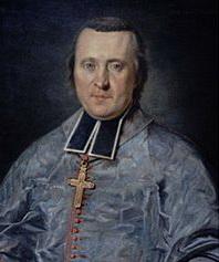 Giám mục Pigneau de Behaine, còn gọi là Bá Đa Lộc (1741-1799)