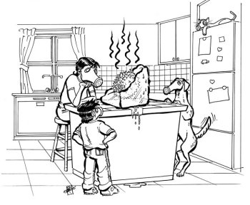 """Nếu hàng lạnh chuyển trực tiếp qua """"hàng nóng"""" không ảnh hưởng tới kỹ thuật nấu nướng thì cứ thế tới luôn. Chất bổ dưỡng và độ ngon tuy """"khiêm tốn"""" nhưng vẫn còn nguyên"""
