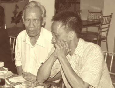 """Lũ học trò năm xưa giờ đây ngậm ngùi xin thưa : """" Lương sư chỉ là điều kiện cần nhưng chưa đủ để hưng quốc""""."""