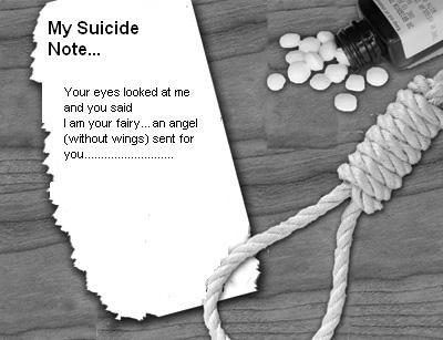 Ý định tự tử cảm thấy như được chia sẻ bởi những người đi trước, và thế là bắt chước nhau tự tử, cái chết càng lãng mạn càng đẹp…